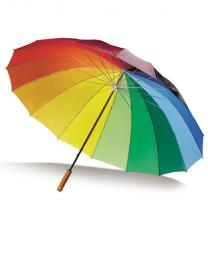 Umbrella with 16 Panels