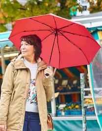 Mini-Pocket Umbrella OekoBrella Shopping
